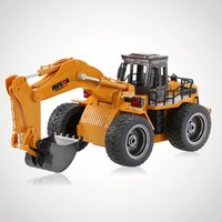 Huina RC Excavator 1:18 - Rc Gifts