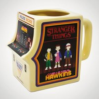 Stranger Things Palace Arcade Shaped Mug - Stranger Things Gifts