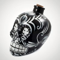 Day of the Dead Skull Decanter - Menkind Gifts