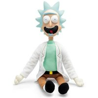 Rick and Morty Talking Rick Plush Toy - Toy Gifts