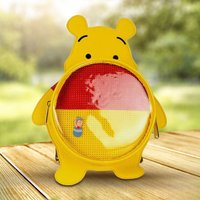 Disney Winnie the Pooh Pin Trader Loungefly Mini Backpack