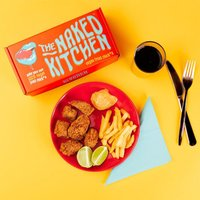 Naked Kitchen Make Your Own Vegan Fried Chicken Kit