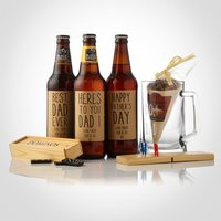 Personalised Ale & Traditional Pub Games Gift Box - Games Gifts
