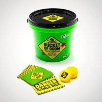 Bucket of Doom Toxic Edition: Adult Party Game - Adult Gifts
