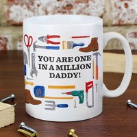 Personalised DIY Man Mug - Gadgets Gifts