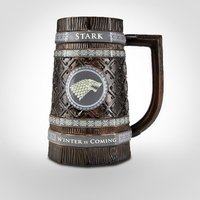 Game of Thrones Stark Stein - Game Gifts