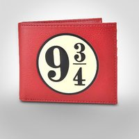 Harry Potter Platform 9 3/4 Wallet - Harry Potter Gifts