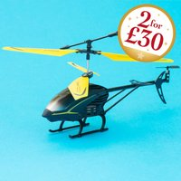 RED5 Gyro Flyer Black - Red5 Gifts