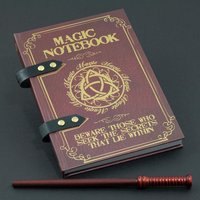 Magic Notebook and Pencil - Magic Gifts