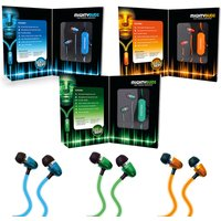 Mighty Buds Light Flowing Earphones - Music Gifts