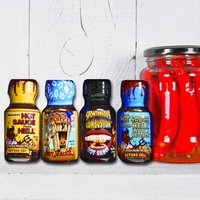 Whoop Ass Mini Extreme BBQ Sauces Gift Pack - Bbq Gifts