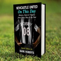 Personalised Newcastle on this Day Book - Newcastle Gifts