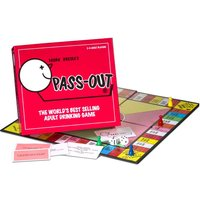Pass Out Drinking Game - Drinking Game Gifts