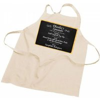 Personalised Chef's Specials Apron - Chef Gifts