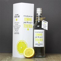 Personalised Tequila Matching Sleeve - Tequila Gifts