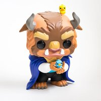 Beauty and the Beast Beast Pop! Vinyl - Beauty And The Beast Gifts