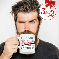 Do I Look Like a F*****g People Person Mug - Menkind Gifts