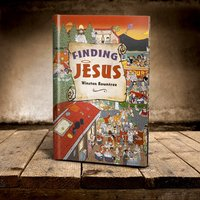 Finding Jesus - Books Gifts