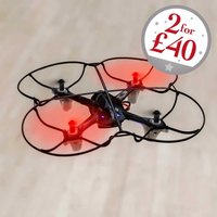 Red Motion Control Drone – Menkind-Exclusive - Drone Gifts