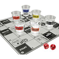 Snakes and Bladdered Drinking Game - Snakes Gifts