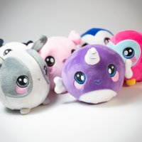 Squeezamals Assorted Soft Animal Squeezies - Menkind Gifts