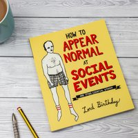 How to Appear Normal at Social Events - Social Gifts