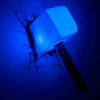 Thor Hammer 3D Deco Light - Thor Gifts