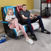 X Rocker Dual Rivals 2-Seater Gaming Chair - Gaming Chair Gifts