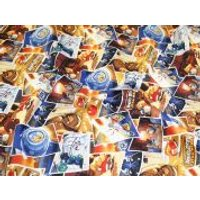 Camelot Fabrics Angry Birds Star Wars Classic Scenes Quilting Fabric