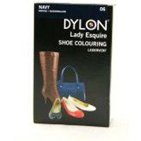 Dylon Lady Esquire Shoe Colouring Dye  Navy Blue