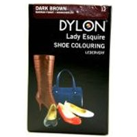 Dylon Lady Esquire Shoe Colouring Dye  Brown
