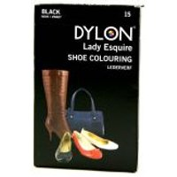 Dylon Lady Esquire Shoe Colouring Dye  Black