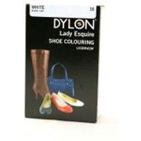 Dylon Lady Esquire Shoe Colouring Dye  White