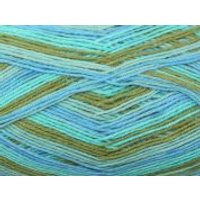 Sirdar Heart & Sole Sock Knitting Yarn  4 Ply  55 Leapfrog