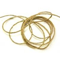 2mm Twisted Jute String Cord Natural