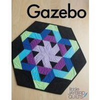 'Jaybird Gazebo Table Topper Quilt Pattern