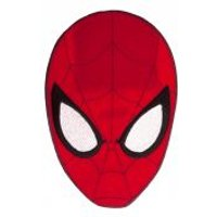 Large Marvel Comics Spiderman Embroidered Iron On Motif