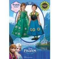 Simplicity Girls Sewing Pattern 1097 Disney Frozen Dresses