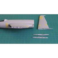 4214� Hawker Seahawk - Wing fold set [Trumpeter]