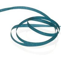 Stickband, dunkelgrün, 4 mm