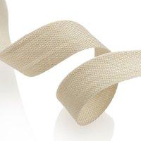 Band aus Baumwolle - Beige