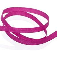 Stickband, dunkelrosa, 4 mm