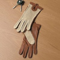 "Dents Ladies"" Leather Driving Gloves"