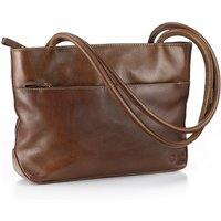 Chestnut Leather Handbag