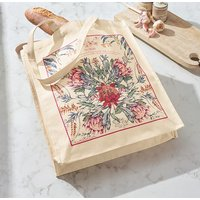 Wadsworth Flowers Tote Bag
