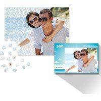 Personalised Puzzle 500 pieces – Create Photo Jigsaw Puzzle