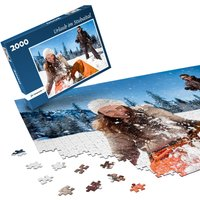 Personalised Jigsaw 2000 pieces – Jigsaw Puzzle with your photo