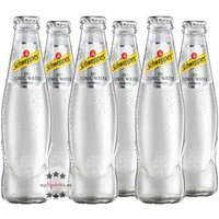6 x Schweppes Dry Tonic Water
