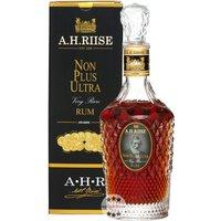 A.H. Riise Non Plus Ultra Very Rare Rum (42 % Vol., 0,7 Liter)