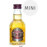 Chivas Regal 12 Jahre Whisky 0,05L (40 % vol., 0,05 Liter)